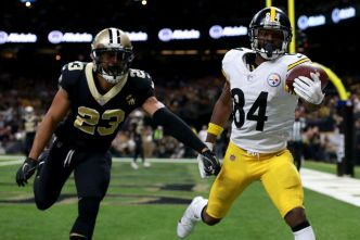 Antonio Brown Keeps Hinting He Wants to Be a 49er