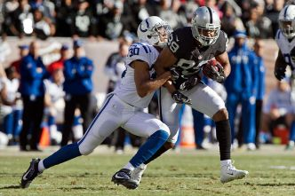 Raiders' Cooper Has Been Great But Wants to Get Even Better