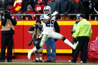 Amerson Emerged as Key Piece for Raiders in 2016