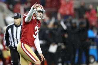 Niners Expected to Keep Gould, One Way or Another