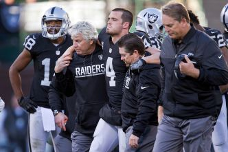 Carr: It Was Painful to Have to Watch From the Couch