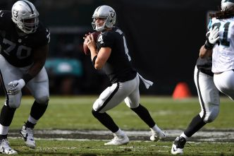 Raiders Roar Back to Knock Off the Panthers