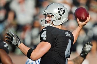 Carr is Unhappy With Raiders Contract Negotiations: Report