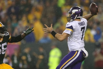 Ponder Believes He's Learned, Improved Through Adversity