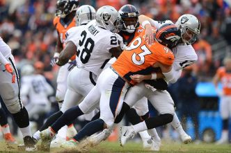 Raiders Lose Game, Quarterback and AFC West Title