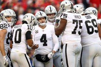 New Raiders GM Wants Time to Study Derek Carr