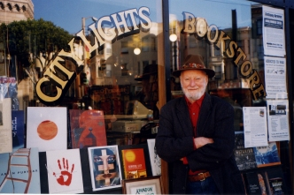 Iconic SF City Lights Bookstore Founder Turns 100