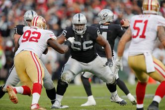 Raiders' Gabe Jackson is All Right With Move
