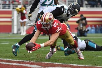 49ers Eager to See What Tight End Trio Can Do in 2018