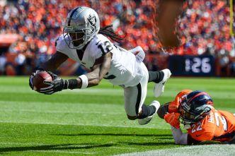 Season is Done for Raiders' Martavis Bryant