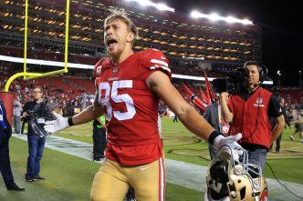 Best Recent 49ers' Draft Pick? George Kittle