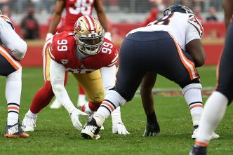 Buckner Eager to Become One of NFL's Best