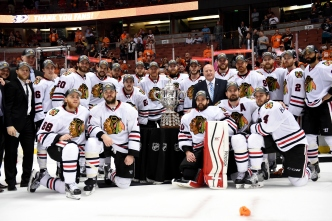 Blackhawks Head to Stanley Cup Final