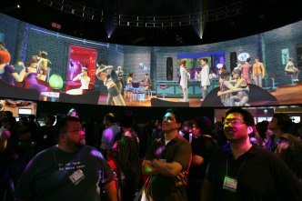 The Evolution of Video Games in the Bay Area