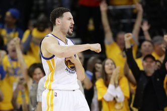 Warriors' Klay Thompson to Play For Team USA