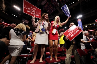 GOP Unifies Around Trump Amidst Circus-Like Atmosphere