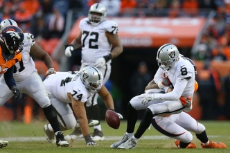 Raiders Lose to Denver, Head to Houston as No. 5 Seed