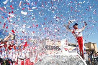 Kevin Harvick Wins Toyota/Save Mart 350 at Sonoma Raceway
