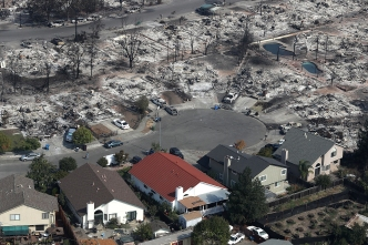 North Bay Wildfires: Death Toll Climbs to 36