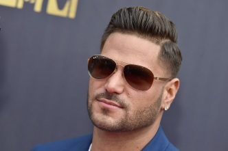 'Jersey Shore' Star in Custody After Domestic Violence Report