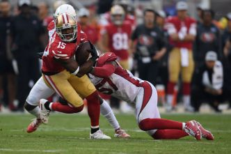 Niners Could Trade Garcon by Tuesday Deadline