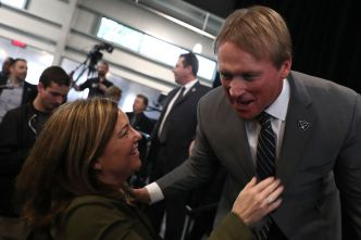Gruden Says He Won't Take Raiders Money If He Fails
