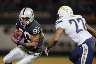 This Offseason May Include Streater's Farewell to Raiders