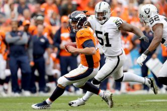 Guenther Expects Irvin to Get 'Double-Digit' Sacks