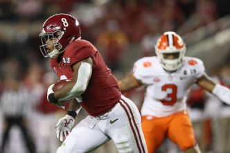 With Second Pick, Raiders Could Land Top Running Back