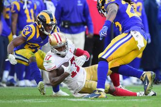 Niners' Receiving Corps is Getting a Major Makeover