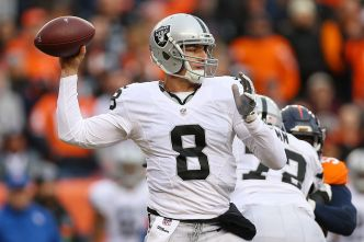 Raiders Go Into Playoff Game With Texans as an Underdog