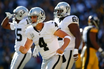 Raiders Are Riding Carr Into a New Era