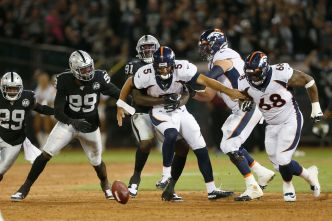 Raiders Unleash Improved Pass Rush in Win over Broncos
