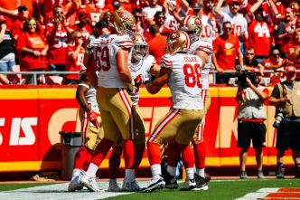 Niners Scored With Draft of Mike McGllnchey