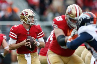 Mullens is Now 2-3 as 49ers' Starting Quarterback