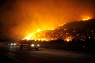 Santa Barbara County Faces Evacuations From Thomas Fire