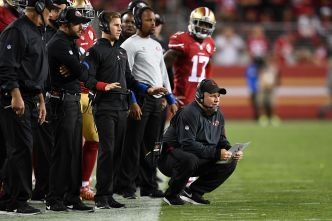 Despite 1-4 Start, 49ers' Kelly is Staying Positive