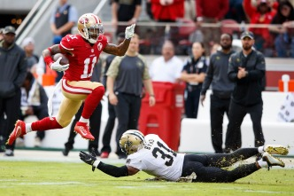 Patton Helps 49ers Offense Come to Life