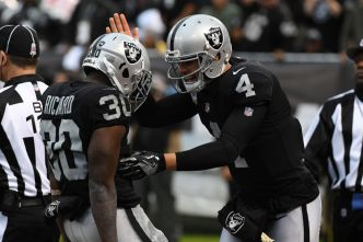Raiders Very Much Alive in AFC West Race