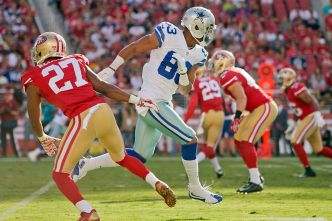 Banged-Up and Torched 49ers Secondary Prepares for Cowboys