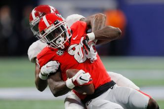Niners May Have Eyes on Georgia Wide Receiver