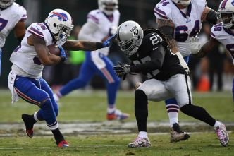 Raiders' Nelson Promises to Keep Competing at Safety