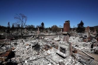 Man Dies of Injuries, Raising Wildfires Death Toll to 44