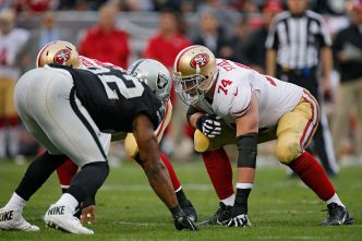 Joe Staley Continues to Provide Elite Play for 49ers