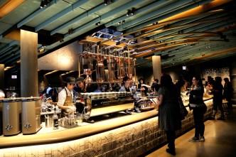 See Inside Chicago's Caffeine Kingdom: The World's Largest Starbucks
