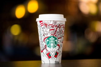 Starbucks Holiday Cups Brew Controversy Over 'Gay Agenda'