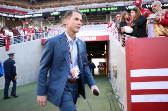 'It Didn't Surprise Me': 49ers Fire GM Trent Baalke
