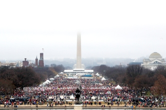 Women's March Generates Nationwide Rallies