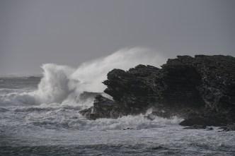 Swells as High as 14 Feet to Pound Bay Area Coastline: NWS