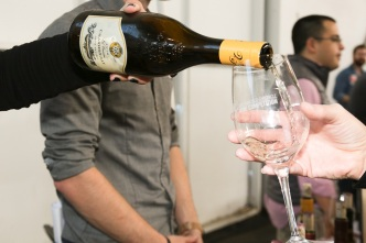 SF Chronicle Public Wine Competition At Fort Mason